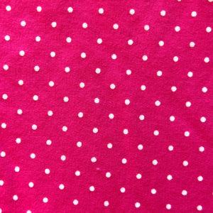 Teplákovina – puntík na růžové